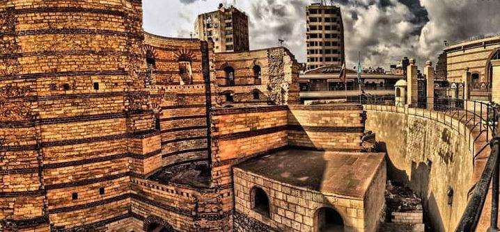 إذا أردت أن ترى مصر حق الرؤية عليك أن تذهب في رحلة إلى منطقة مجمع الأديان في حي مصر القديمة.