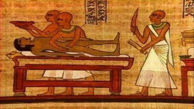 عجائب الفراعنة .. عملية تربنة فرعونية !!