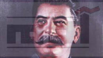جوزيف ستالين مؤسس الإتحاد السوفيتي
