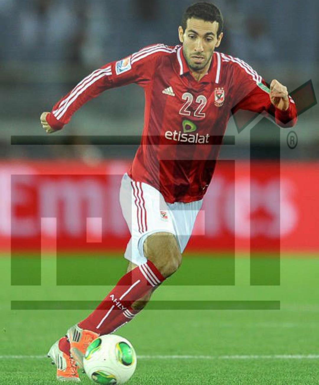 محمد أبو تريكة , النادي الأهلي