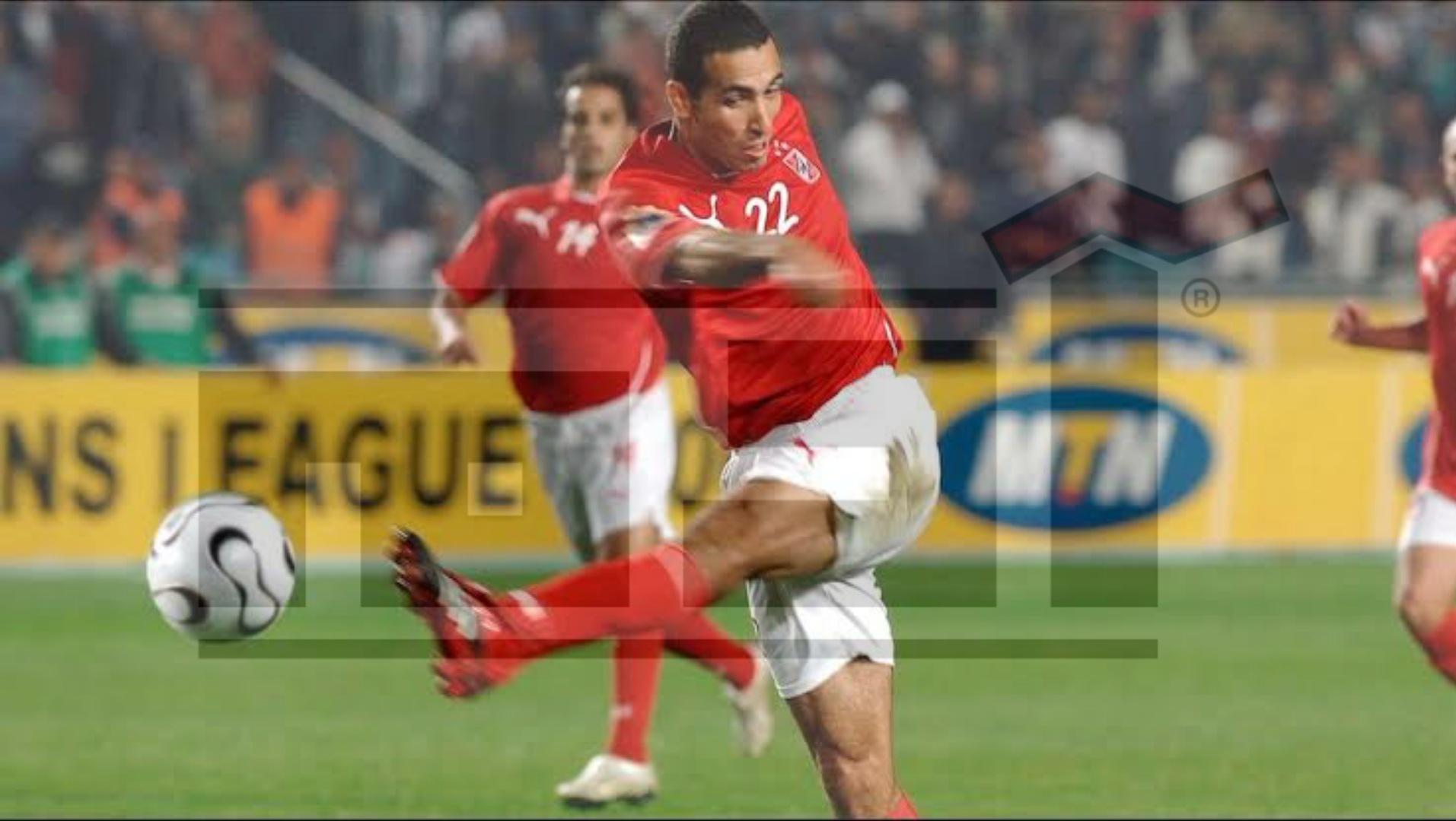 محمد أبو تريكة , النادي الأهلي , دوري ابطال أفريقيا