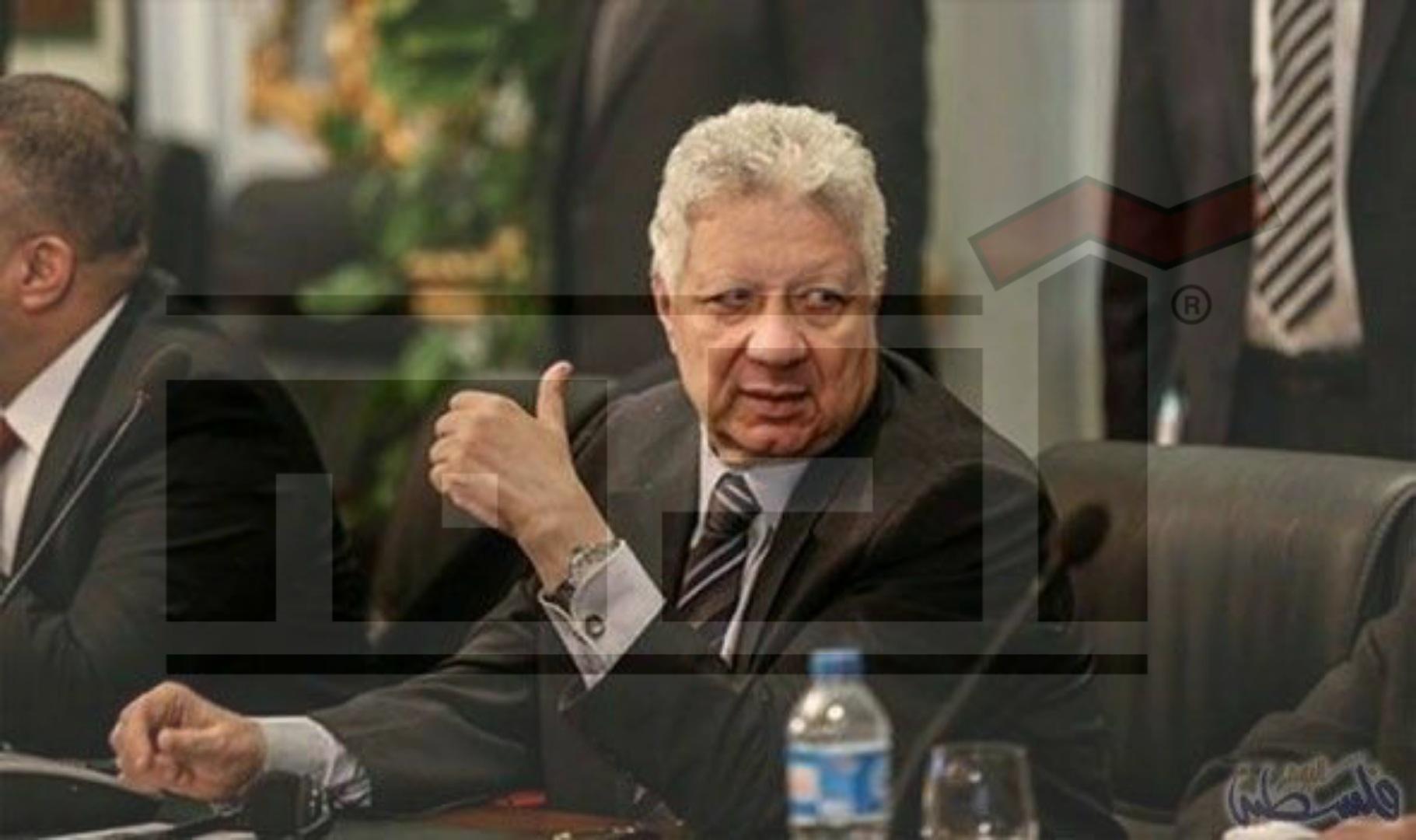 مرتضى منصور , رئيس نادي الزمالك