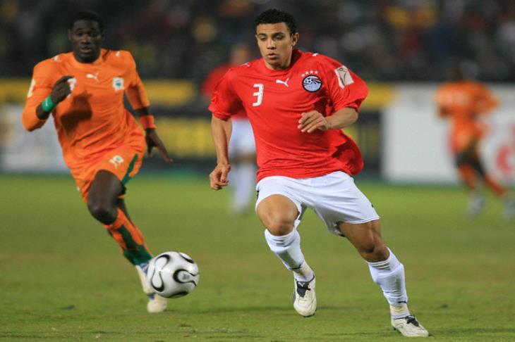 محمد عبدالوهاب لاعب النادي الأهلي ومنتخب مصر السابق , بلع اللسان
