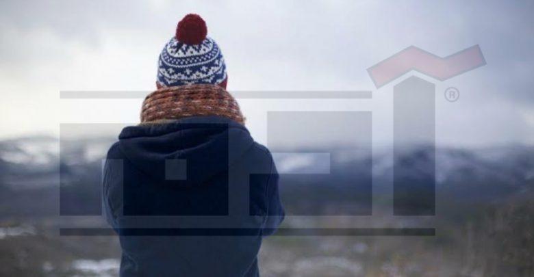 موجة الطقس السيئ وليالي الشتوية الكئيبة , اكتئاب الشتاء