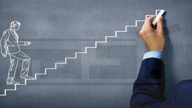 خمس خطوات لتصبح الدحيح , خطوات النجاح